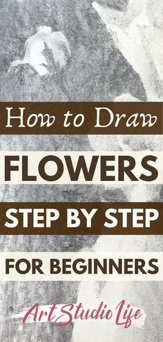 Such an important drawing tutorial detailing little-known steps for how to draw flowers! Fall in love with creating strong tonal values in your art with this flower drawing for beginners guide… Cloud Drawing, Nose Drawing, Nature Drawing, Drawing Lessons, Drawing Techniques, Drawing Tips, Art Lessons, Learn To Draw, How To Draw Hands