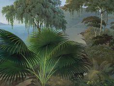 Wallpaper Paysages colorés - Lombok