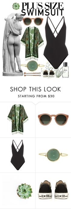 """god save the summer"" by mcqueen-271 ❤ liked on Polyvore featuring Kite and Butterfly, GANT, Proenza Schouler, 1928, Converse and Chanel"
