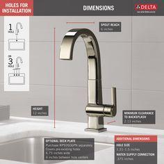 9693 ar dst in 2019 kitchen collection pinterest delta faucets rh pinterest com
