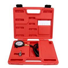 KKmoon Exhaust Back Pressure Tester Set Pressure Gauge Test Tool Kit Sensor. For product info go to:  https://www.caraccessoriesonlinemarket.com/kkmoon-exhaust-back-pressure-tester-set-pressure-gauge-test-tool-kit-sensor/