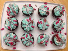 Nurse cupcakes, Surgical tech and Tech on Pinterest