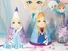 kit imprimible frozen gratis