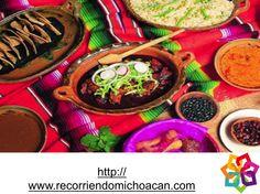 Michoacán te comenta: En Uruapan, existe una variedad de gastronomía regional, gracias a la diversidad de los grupos étnicos que habitan en la zona, podemos encontrar desde: Churipo, que consiste en carne de res elaborado con especies y verduras, quesadillas, tamales, chocolate de metate, entre otras.
