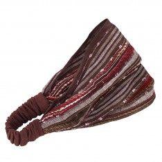 Festival Headband Brown
