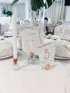 W Hotel, Wedding Designs, Place Cards, Place Card Holders, Wedding Tables, Candles, Table Decorations, Home Decor, Decoration Home