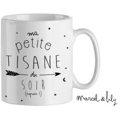 MUGS classiques - Marcel & Lily