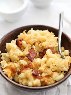 Obsessed With Cheese Mac and Cheese Recipe- How Sweet It Is