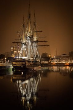 """clemad: """" L'Hermione @ ISO-10159. © Clemad Photography """""""