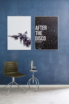 Phantasma and After The Disco illustration styled together. See all the illustrations at www.paradisco-productions.com #poster #illustration #print #artwork #design #interiordesign #inspiration #fashion