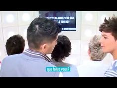 One Direction - French Interview (Full Version) ---- definitely one of their funniest interviews!!!