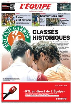 Prensa deportiva del 27 de mayo 2012