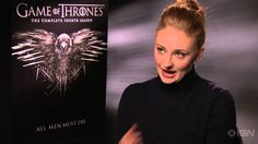 Sophie Turner on Game of Thrones: What if Sansa Stark Had Married Prince Joffrey?