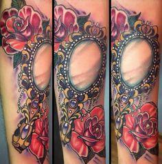 mirror tattoo - Pesquisa Google