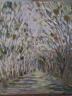 Royal Oak, Painting, Art, Art Background, Painting Art, Kunst, Paintings, Performing Arts, Painted Canvas