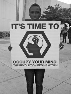 Occupy Movement - a seed was planted there