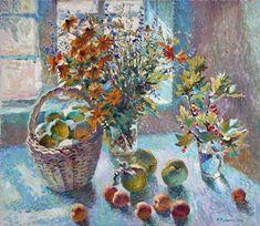 Ніна Марценюк (Київ) - сучасний живопис: олія, натюрморт
