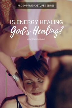 Christians have a lot of questions about energy healing. Learn about EFT TFT tapping, splankna, reiki, and other energy healing models and the spiritual concerns you need to be aware of.