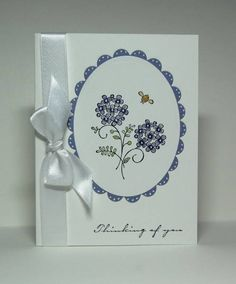 F4A76, Sweet Flowers by Missro - Cards and Paper Crafts at Splitcoaststampers