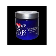 Love My Eyes Tear Stain Remover Protective Cream - Step 3 | Mighty Mite Dog GearMighty Mite Dog Gear
