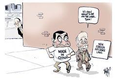 For Sale - Zanetti's View Australian Politics, Cartoon, Comics, Memes, Comic Book, Comic, Comic Books, Cartoons, Comic Strips