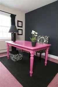 pink office inspiration - Bing Images