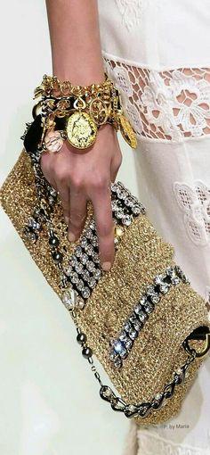 Dolce & Gabbana  |  clutch bags