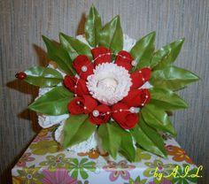 #цветы #конфеты #flower #candy #rafaello #цветыизконфет