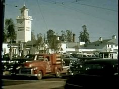 The Hollywood farmers market looks almost unchanged! | Vintage Los Angeles In 14 Mesmerizing GIFs