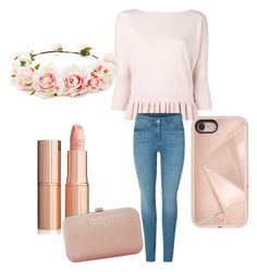 """💕❤"" by antoniaroxana ❤ liked on Polyvore featuring Milly, Rebecca Minkoff, Forever 21 and Dune"