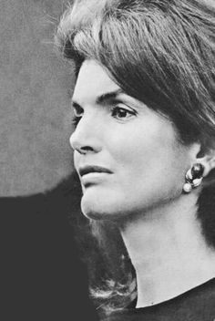 Jacqueline Kennedy attends the memorial mass for RFK, June 6th 1969.