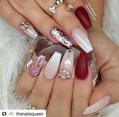 the nail queen nail-art♥♥