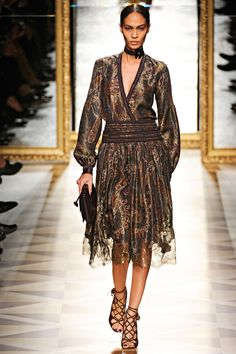 Fall 2012 RTW    Runway  Salvatore Ferragamo