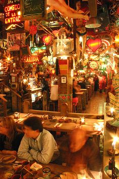 Andres Carne de Res, Bogotá, Colombia - I think THE most famous restaurant/tourist attraction in Bogota for foodies! Trip To Colombia, Colombia Travel, Colombia South America, South America Travel, Oh The Places You'll Go, Places To Travel, Wanderlust, Road Trip, Adventure Is Out There