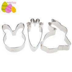 Bunny & Carrot Cookie Cutters