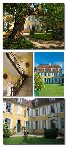 Aurélien Deleuze and his wife, Pascale Own This Captivating Chateau in France
