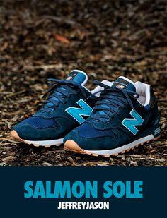 "Ronnie Fieg x New Balance 1300 - ""Salmon Sole"" Shoe Game 0a6e95f1ef"
