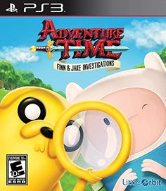 Adventure Time Finn and Jake Investigations PS3  PlayStation 3 -- Check this awesome product by going to the link at the image.Note:It is affiliate link to Amazon.