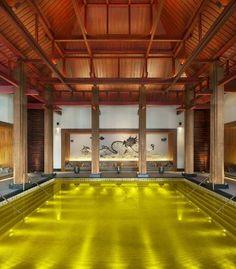 놀라운 실내 수영장 10선