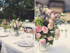 A French Wedding Blogger's Wedding - Amazing!