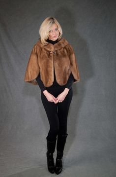 169fd900a46 Turn your old  fur  shawl into a great new stylish  fur  vest