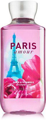 Paris Amour Shower Gel - Signature Collection - Bath & Body Works