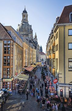 Dresden, Germany    Photo by: Trey Ratcliff