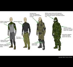 Dragon Skin Body Armor | Heavy Body Armor Concept, No Dragonskin armor (SCAR ammo holsters can ...