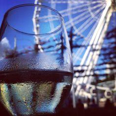 Drinks near Brisbane wheel