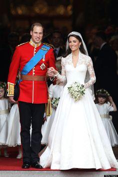 25 REAL LIFE PRINCESS' STUNNING ROYAL WEDDING GOWNS - Page 8 of 21 - BridalPulse