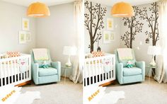 Giveaway: Custom Wall Decal from Wallconsilia - Project Nursery