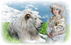 Dziewczyna i jej dziki przyjaciel