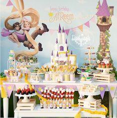 101 fiestas: Fiesta temática Enredados