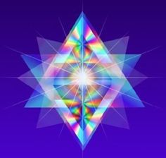 Colorstriangle by Francis Donald The Great Invocation… Fractal Art, Fractals, Huge Waves, 5th Dimension, Visionary Art, Spiritual Awakening, Spiritual Path, Love And Light, Sacred Geometry